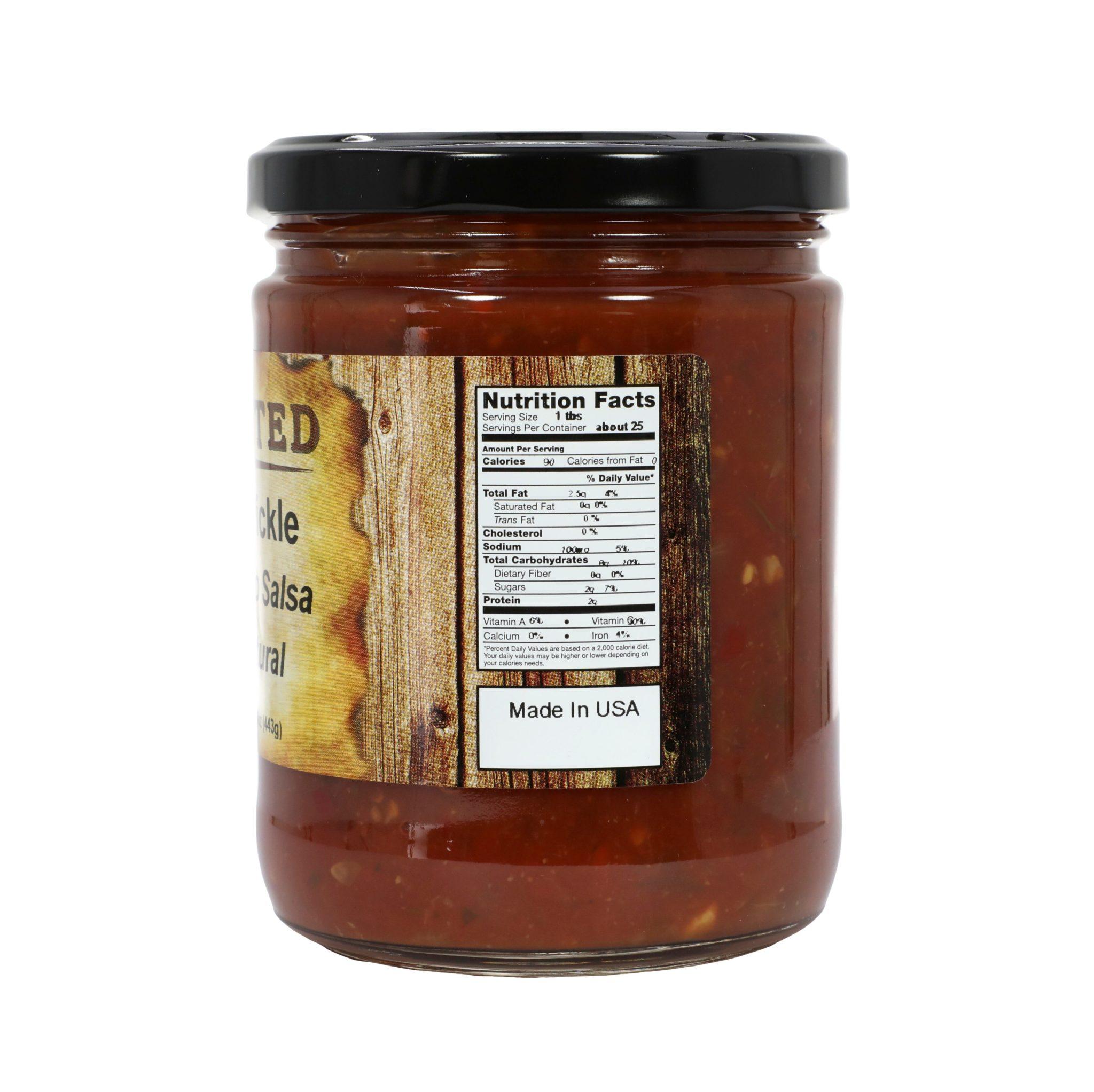 Dill Pickle Salsa 443ml/16oz - Sonoma Farm