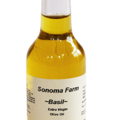 Sonoma Farm Bails Olive Oil Sample