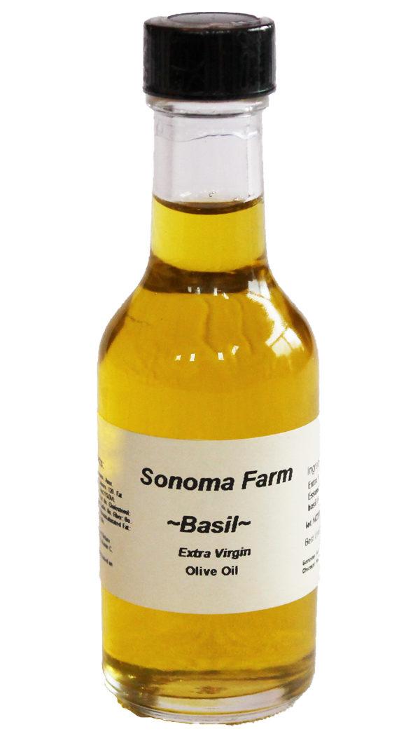 Sonoma Farm Bails Olive Oil Sample