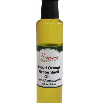 Blood Orange Grape Seed Oil