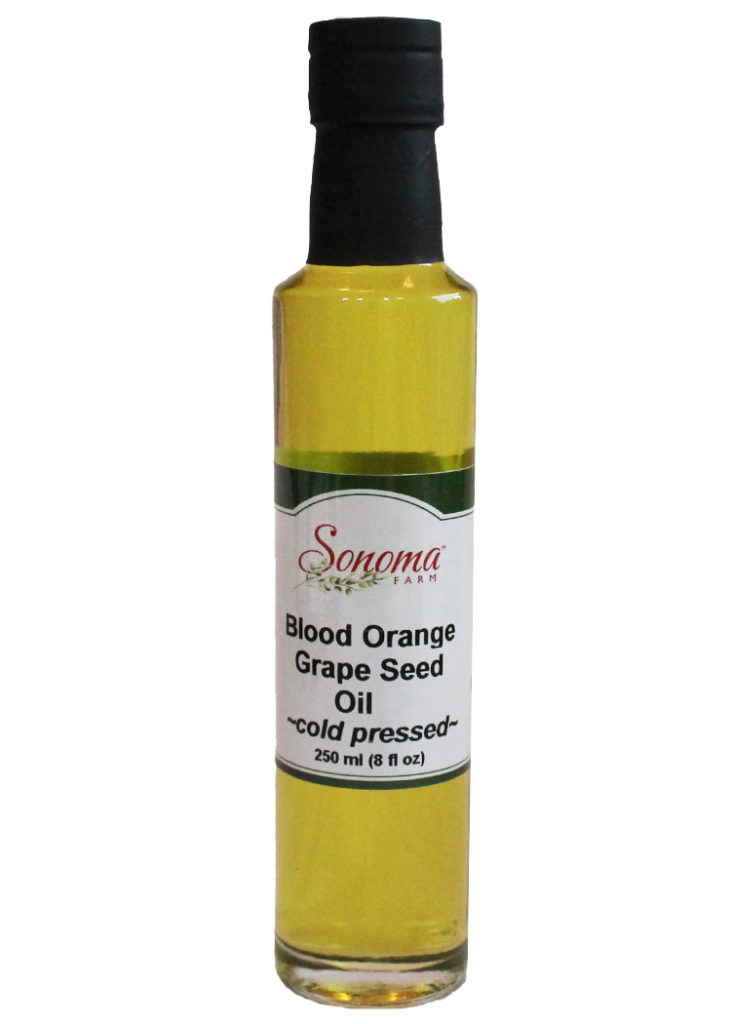 Blood Orange Grape Seed Oil