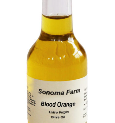 Blood Orange Olive Oil From Sonoma Farm