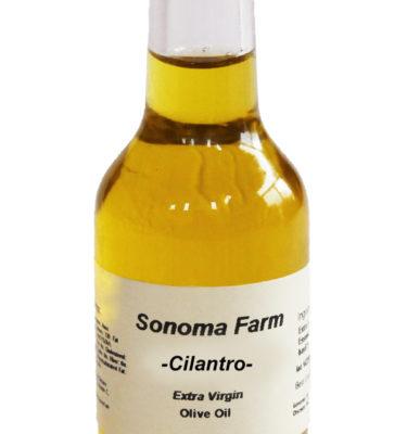 Sonoma Farm Cilantro olive oil