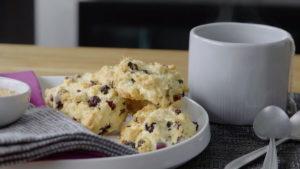 Sonoma Farm Coffee Balsamic Rock Cookie Recipe