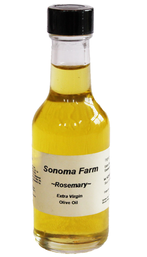 Sonoma Farm Rosemary Extra Virgin Olive Oil