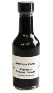 Balsamic Vinegar Espresso Sample