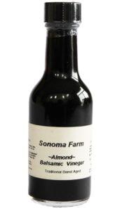 Almond Balsamic Vinegar