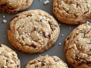 Sonoma Farm Olive Oil Sea Salt Chocolate Chip Cookies Recipe